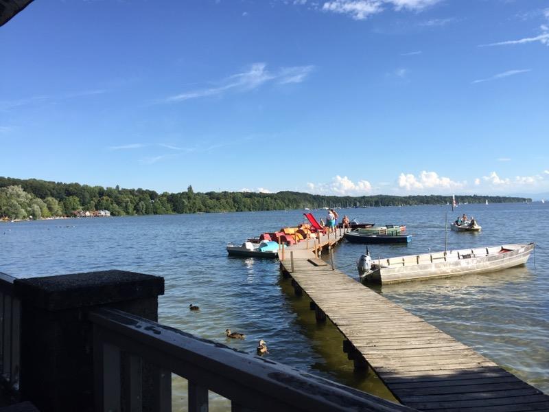 Seezeit – Auszeit am Ammersee mit Baby