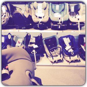 Kindersitz-Suche für Anfänger– wir kaufen einen Reboarder