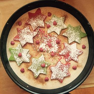 Kuchenerbse kreiert Kühlschrankkuchen oder: Backen ohne Ofen