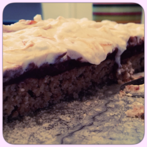 Süß-Hunger oder Kuchen tut Not