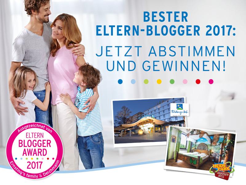 Elternblogger-Award: Votingendspurt