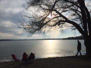 Lyrik am See – Ausflug zum Wörthsee
