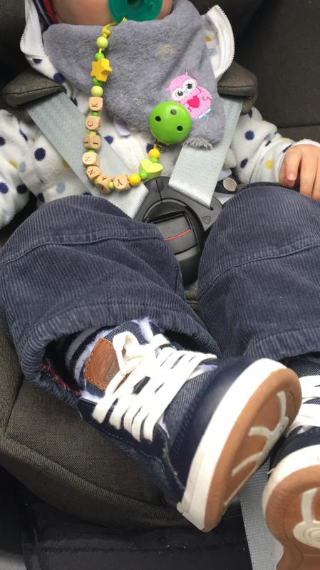 Des Königs neue Schuhe