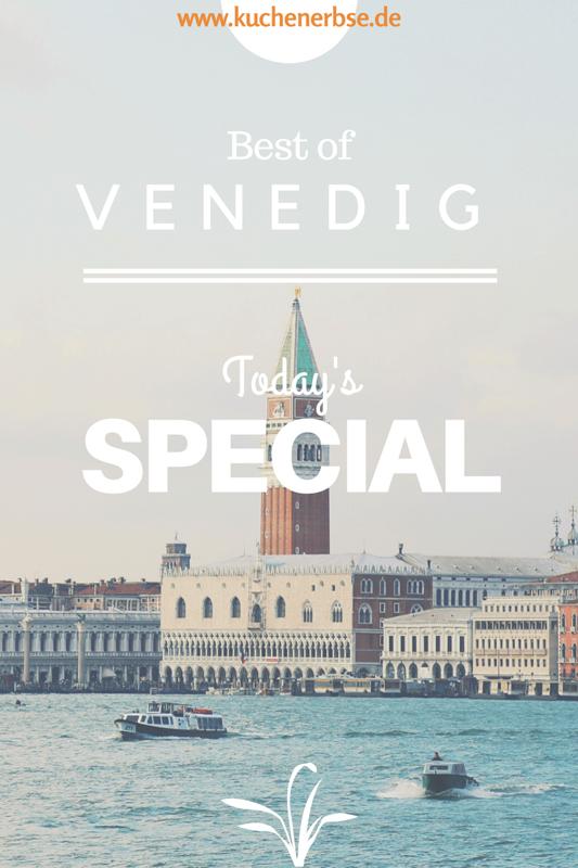 Reisen mit Kind – Venedig