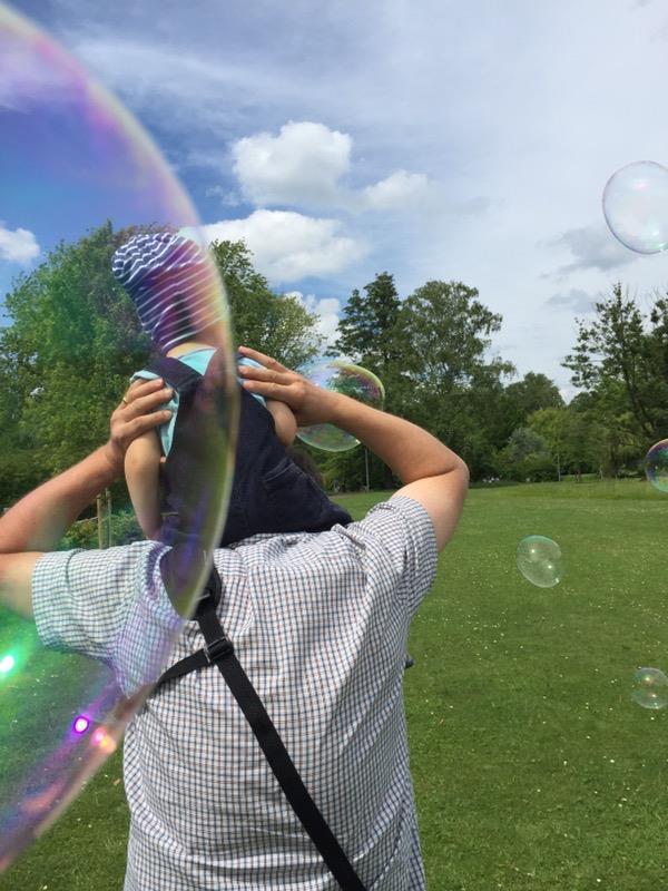 Von Filterblasen, Werten und Moral – und wo wächst dein Kind auf?