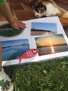 Erinnerungen festhalten – mit Fotobuch, Sandglas und Bilderrahmen [Werbung]