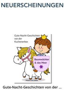 Kinderbücher von der Kuchenerbse