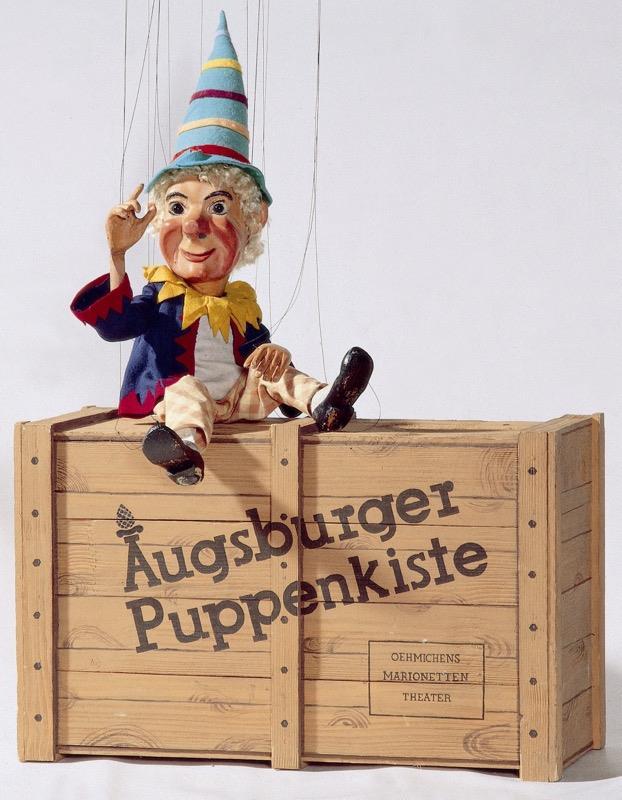 Kinderhelden im Gespräch: Der Kasperl von der Augsburger Puppenkiste
