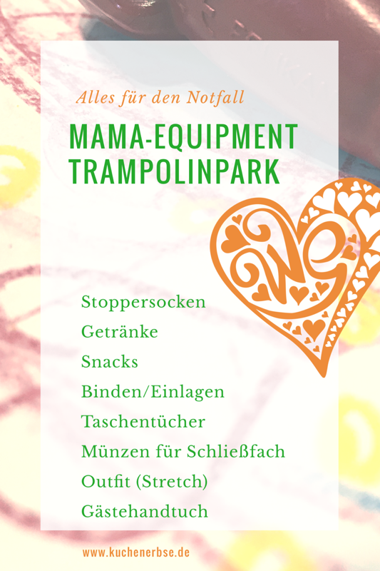Trampolin Trampolinpark Mama Eltern Equipment