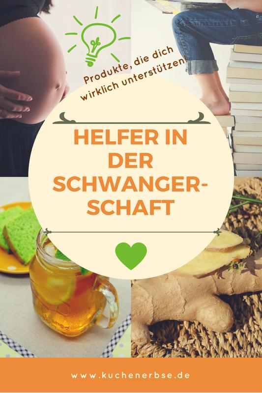 Schwangerschaft Helfer schwanger Kuchenerbse Elternblog