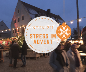 Leben am Limit – Stress im Advent