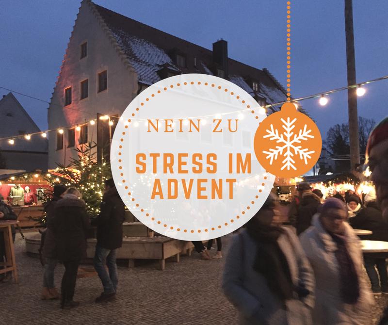 Read more about the article Leben am Limit – Stress im Advent