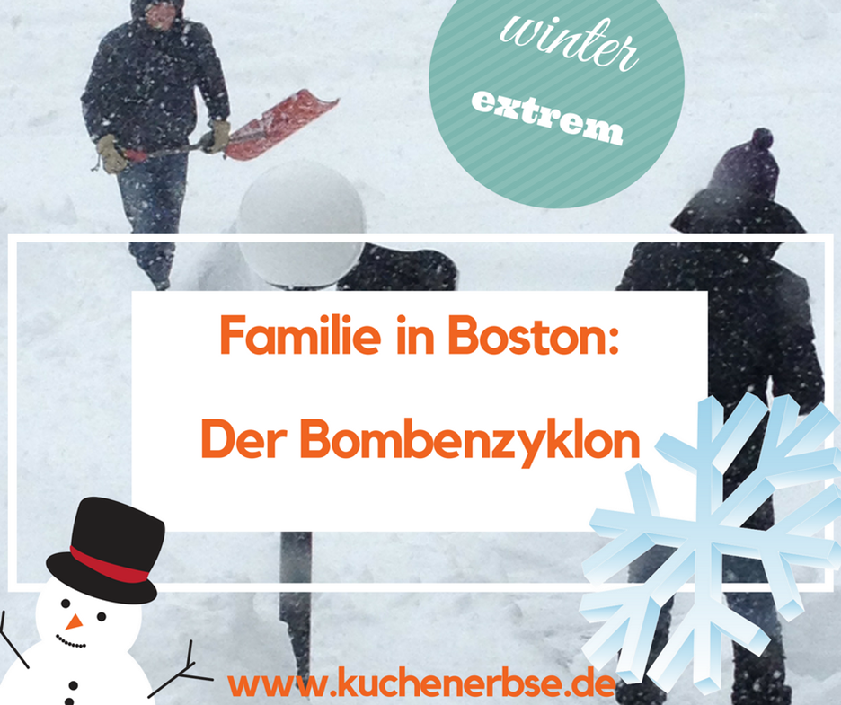 Familie in Boston: Der Bombenzyklon