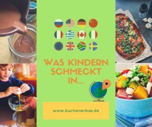 Was Kindern schmeckt in… Dänemark