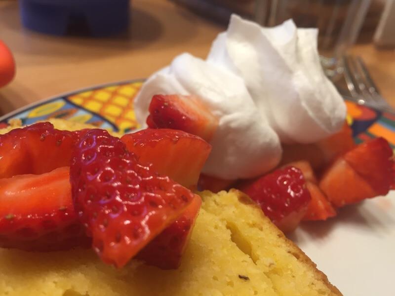 Kuchen Orangenkuchen Rezept einfach
