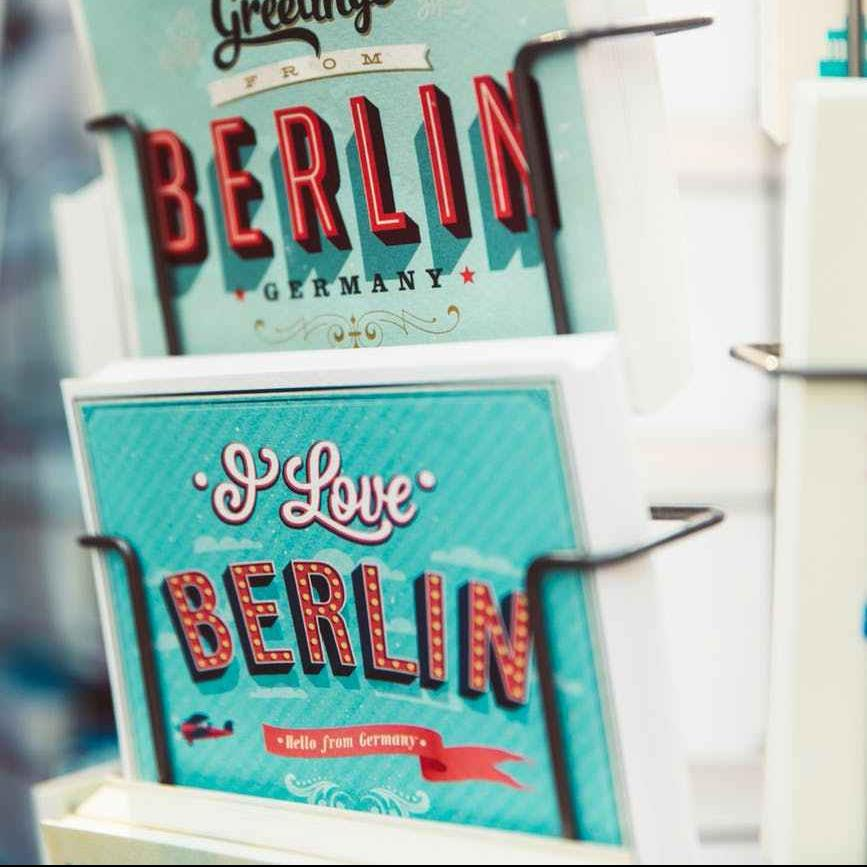 Berlin Essen Kinder Reise