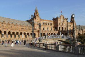 Sevilla mit Kindern