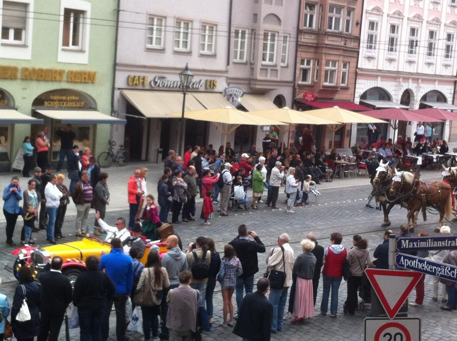 Augsburg Kinder Familie Unternehmen Ideen Plärrer Volksfest