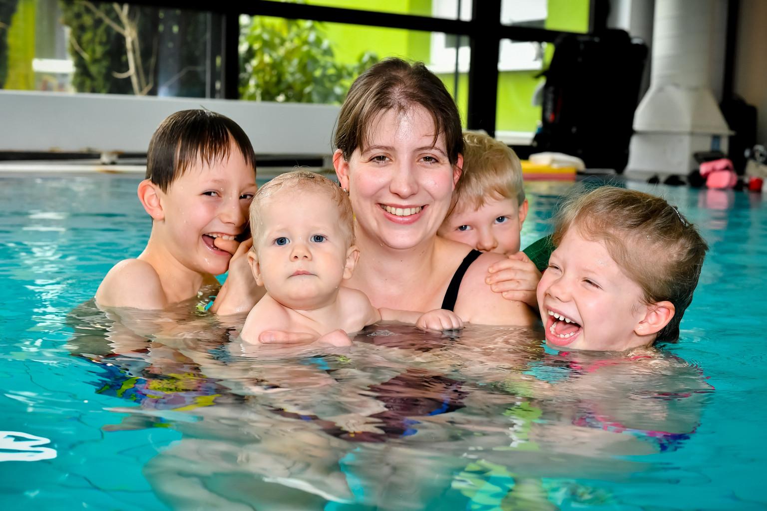 Richtig Schwimmen lernen für Kinder – Tipps vom Profi