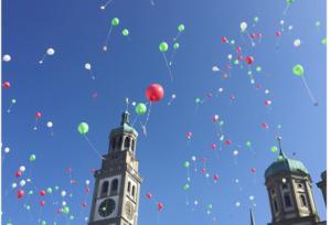 Turamichele in Augsburg – Augsburg, komm in die Pötte und änder was!