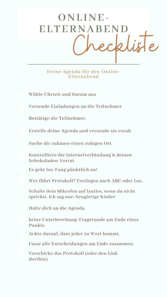 checkliste-elternabend-online