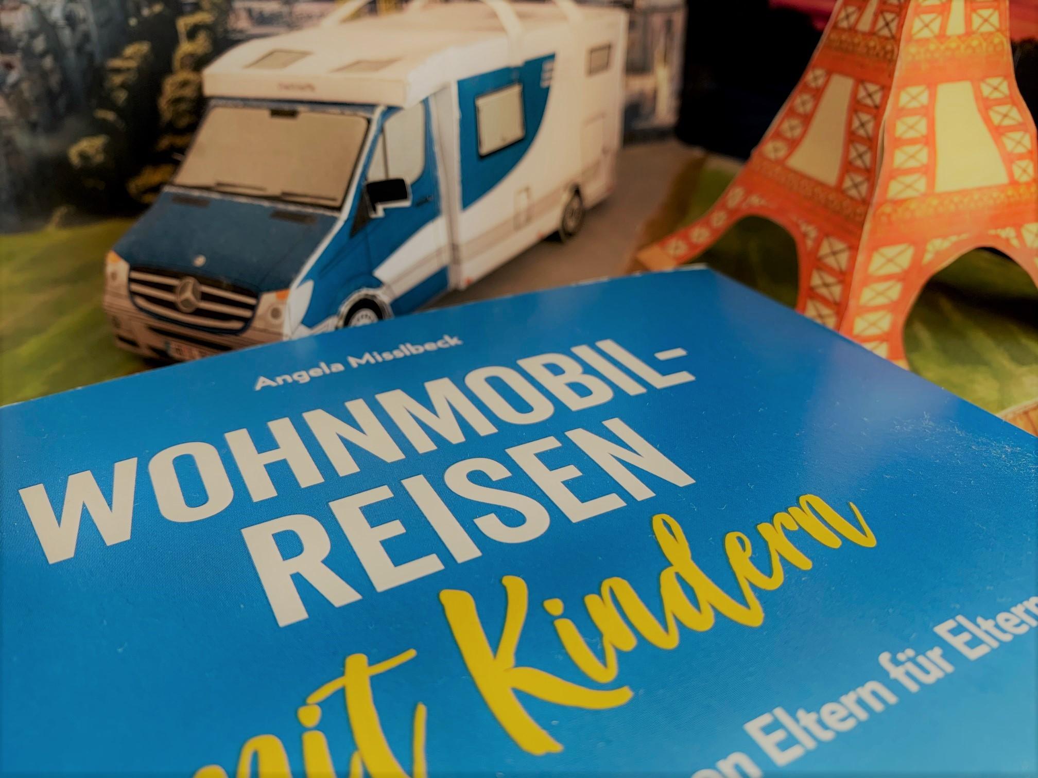 Wohnmobil-Reisen mit Kindern – ein Buch für Eltern