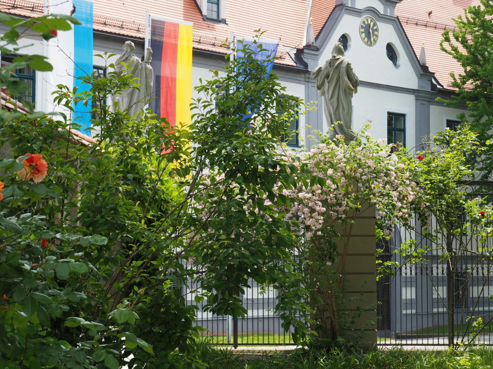 Read more about the article Rund um Augsburg mit dem Wohnmobil