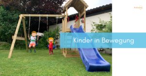 Read more about the article Kinder & Bewegung – 20 einfache Lösungen in Corona-Zeiten + Produkttest Spielturm