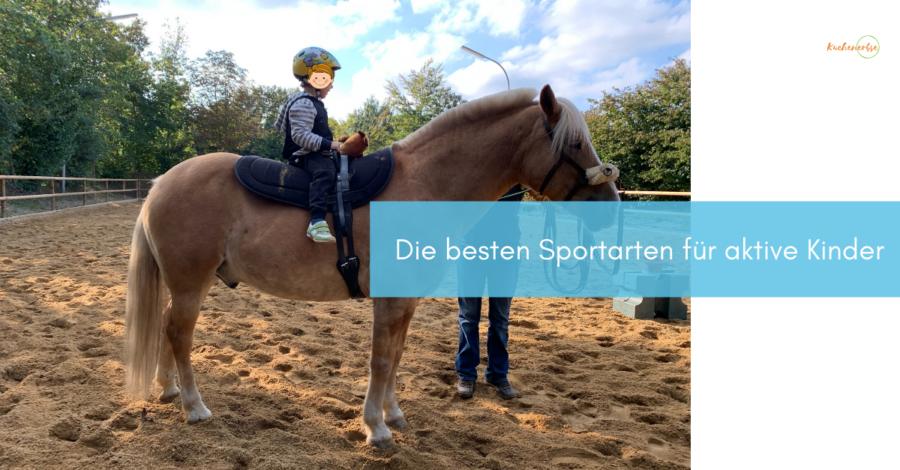 Read more about the article Die besten Sportarten für aktive Kinder