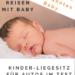 Test: Auto-Liege-Kindersitz für Babys
